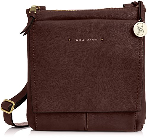 Fiorelli Womens Cybil Cross-Body Bag Chestnut
