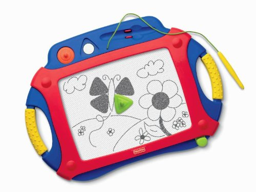 Fisher Price Magna Doodle Pro - 10.5 x 8 Inches