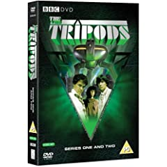 The Tripods Series 1 and 2 DVD (Amazon)