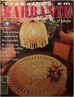 Trabalhos em Barbante - Crochet - Numero 8: Central: Amazon.com: Books