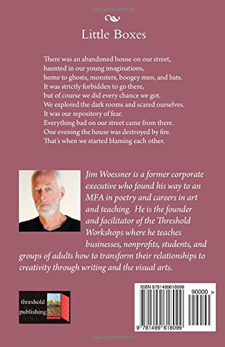 Little Boxes: Box Poems by Jim Woessner