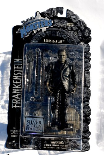 Buy Low Price Sideshow Universal Studios Monsters Boris Karloff Universal Studios Classic Monster Fr… Figure (B000Z848NW)