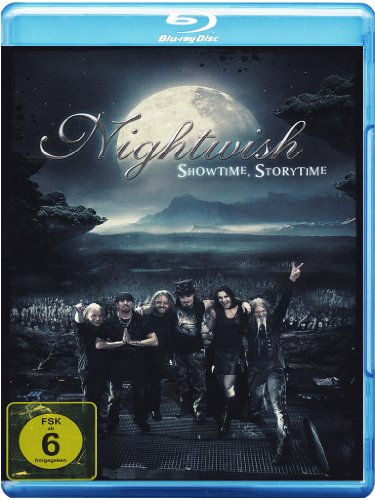 Nightwish - Showtime Storytime (2-cd/2 blu-ray) - Zortam Music