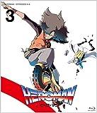 HEROMAN Blu-ray 03巻 (初回限定版) 10/20発売