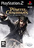 Pirates Of The Caribbean At World's End (PS2)