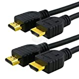 SANOXY� HDMI Cable, 6 ft. 2 Pack ~ SANOXY