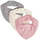 Pippi Baby Mädchen (0-24 Monate) Schal Gr. One Size, Rosa -...