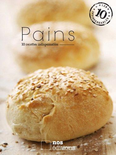 Couverture du livre Pains