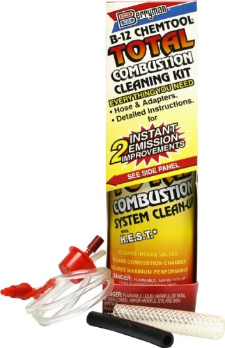 Berryman (2610-6Pk) B-12 Chemtool Total Combustion Cleaning Kit - 16 Oz., (Pack Of 6)