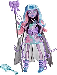 Monster High Haunted Student Spirits River Styxx Doll from Monster High