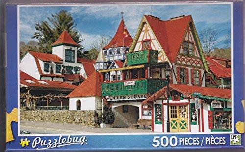 Puzzlebug 500 ~ Helen, Georgia - 1
