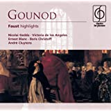 Gounod: Faust (Highlights) ~ Andre Cluytens