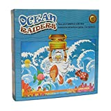 Addition Board Game - Ocean Raiders Math Game For Grade 1 And Above