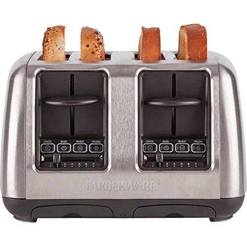 Farberware 4-slice Toaster (Farberware 103745 compare prices)