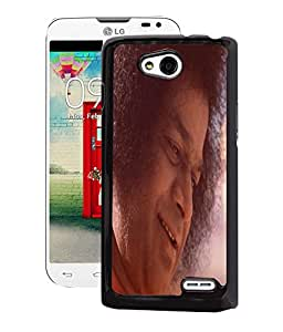 Fuson 2D Printed Lord Sathya Sai Baba Designer Back Case Cover for LG L90 - D709