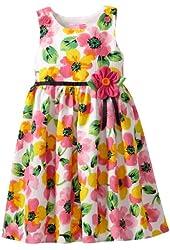 Good Lad Little Girls' Printed Dress