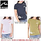 (ラスティ) RUSTY 速乾Tシャツ 936215 レディースTシャツ 半袖 ドライTシャツ S NWT