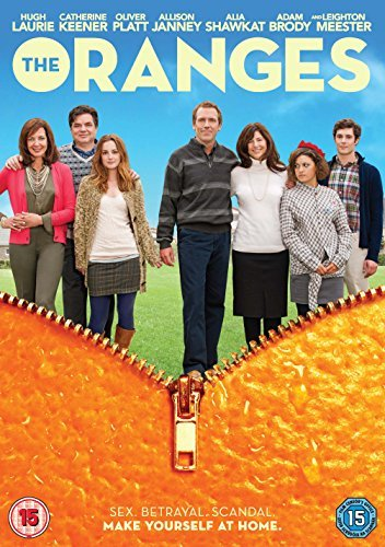 The Oranges [DVD] by Hugh Laurie