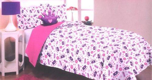 Princess Crown Bedding front-1037414