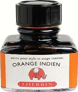Amazon.com: J.Herbin 13057T Tinte für Füller, 30 ml, Indisch orange