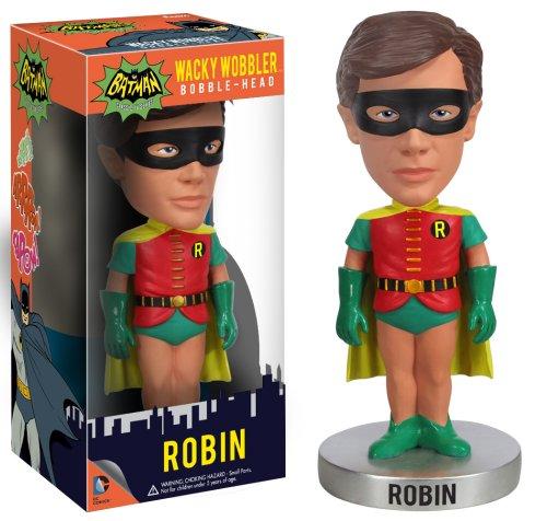 Funko DC Comics: Robin 1966 Wacky Wobbler - 1