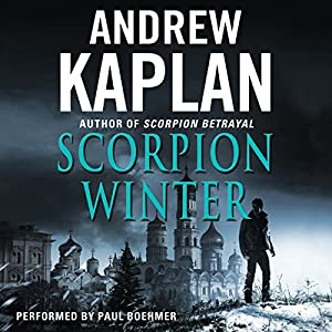 Scorpion Winter Audiobook