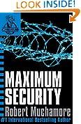 CHERUB: Maximum Security (CHERUB Series Book 3)