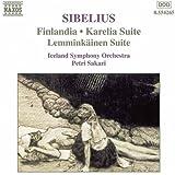 シベリウス:交響詩「フィンランディア」/組曲「カレリア」/組曲「レミンカイネン」