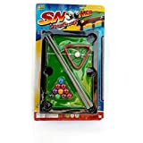 Asa Products Snooker Table Game Multi Color