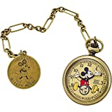 Ingersoll Watches Mickey 30S Gold Pocket Watch