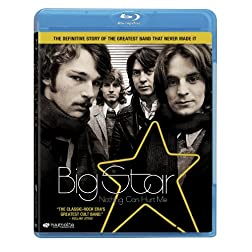 Big Star: Nothing Can Hurt Me [Blu-ray]