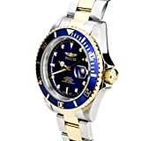 Invicta Mens 8928OB Pro Diver 23k Gold-Plated and Stainless Steel Two-Tone Automatic Watch