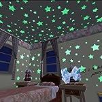 Yingwei 100pcs Glow In The Dark Plast...