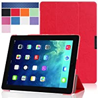 i-Blason i-Folio Slim Hard Shell Stand Case Cover for Apple iPad Air by i-Blason