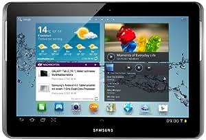Samsung Galaxy Tab 2 P5100 3G+WIFI Tablet (25,7 cm (10.1 Zoll) Display, 1GHz Prozessor, 1GB RAM, 32 GB Speicher, 3,2 Megapixel Kamera, Android) titanium-silber