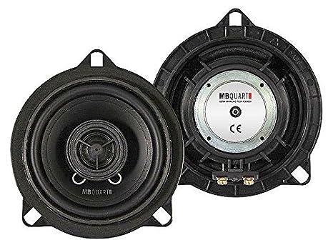 Haut Parleurs sur mesure MB QUART QM-100 BMW