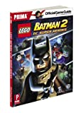 Cover of Lego Batman 2 by Prima Games Stephen Stratton 0307895432