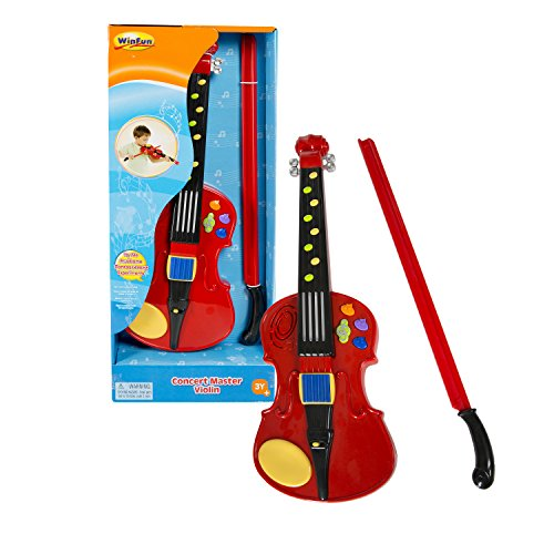 enviro-mental-toy-electronic-violin-with-bow-and-7-built-in-demo-songs