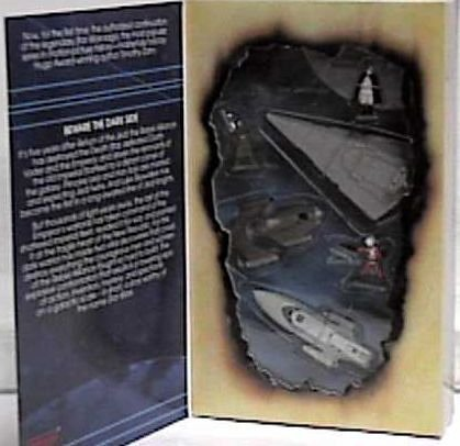 Star Wars Micro Machines Heir to the Empire By Galoob - 1