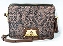 Hot Sale Juicy Couture Weekend Warriors Nylon YHRU3202 Cross Body,Neutral Snake,One Size
