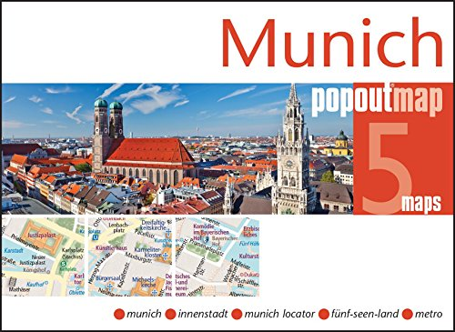 lonely planet munich bavaria & the black forest travel guide
