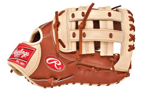 Rawlings Pro Preferred 13-inch First Baseman's Mitt (PROSFMBRX)
