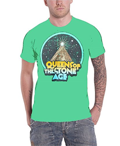 queens-of-the-stone-age-space-mountain-band-logo-official-mens-new-green-t-shirt-m
