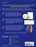 Kaplan LSAT Workbook 2015 with 1,000+ Real LSAT Questions: Book + Online (Kaplan Test Prep)