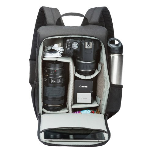 HAKUBA Lowepro カメラリュック フォーマット バックパック150 7.2L ブラック 366253