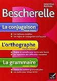 Le coffret Bescherelle: La conjugaison pour tous, La grammaire pour tous, L'orthographe pour tous