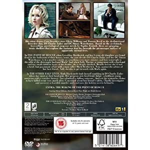 Case Sensitive: The Point of Rescue & The Other Half Lives Box Set [Import