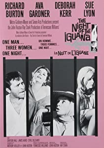 Night of the Iguana DVD - Richard Burton, Ava Gardner, Debra Kerr