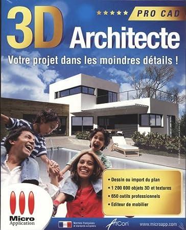 Architecte 3D Pro Cad - V13