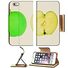 buy Msd Premium Apple Iphone 6 Plus Iphone 6S Plus Flip Pu Leather Wallet Case Vintage Retro Looking Many Apples Isolated Over A White Background Image Id 26985959